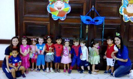 Carnaval no Jardim I B
