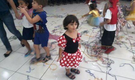 Carnaval no Maternal
