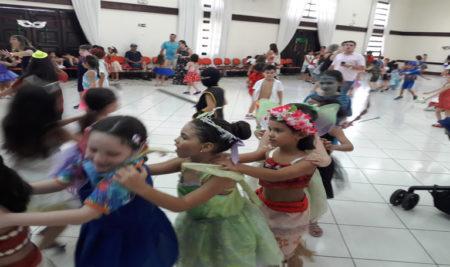 Baile de Carnaval EF1