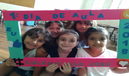 3º ano B Ensino Fundamental I