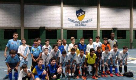 Equipes de Futsal do Colégio São José