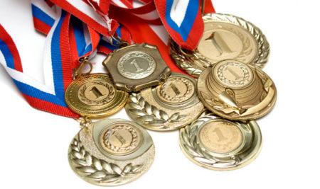 Parabéns as nossas atletas!