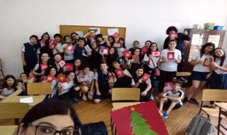 Aula de Matemática – 8º ano EFII