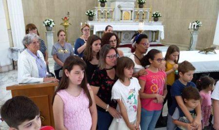 Missa da Família – mês de Junho