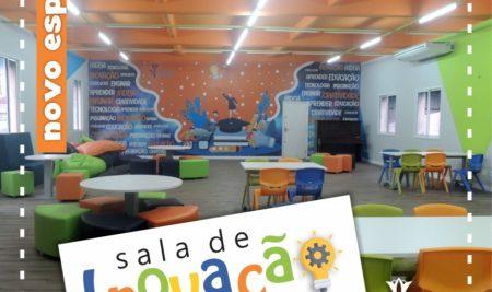 Novo Espaço – Sala de Inovação